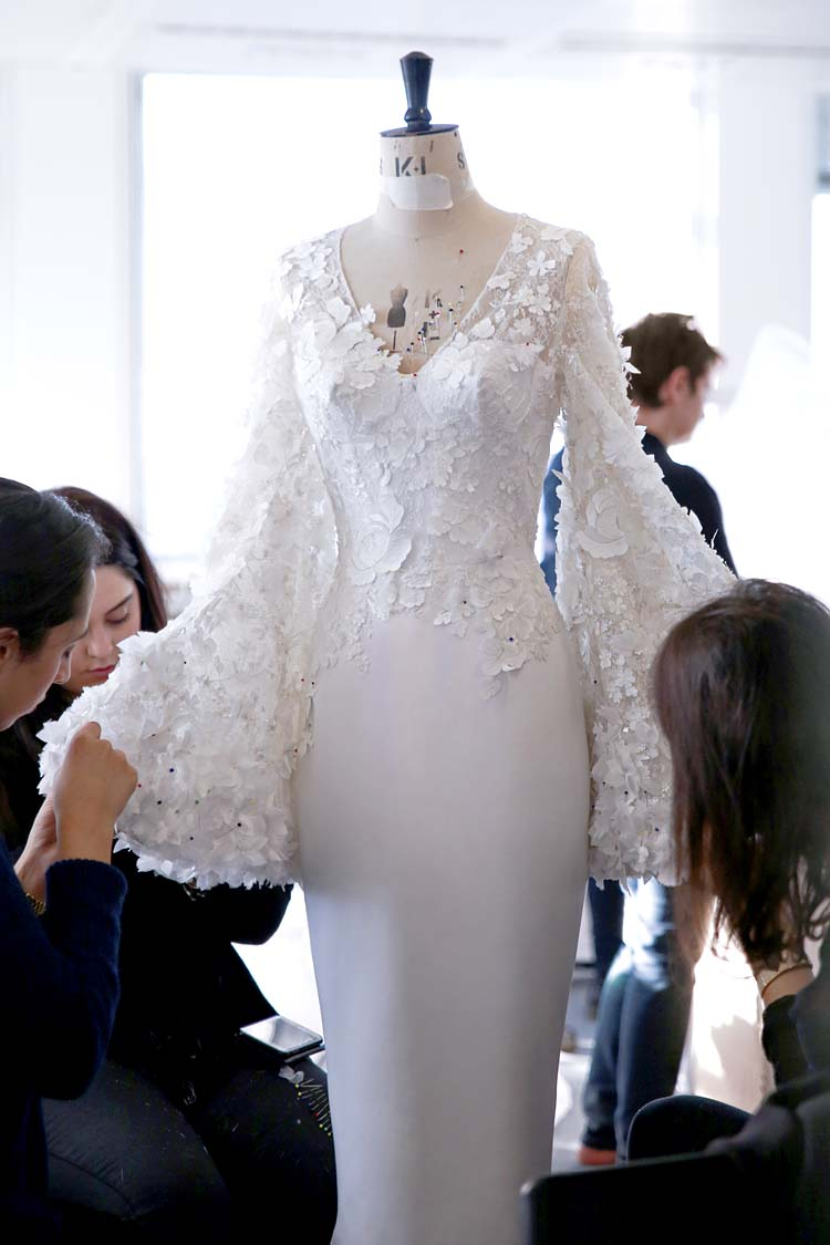 Making Of Ralph Amp Russo Couture Ss16 Behind The Scenes