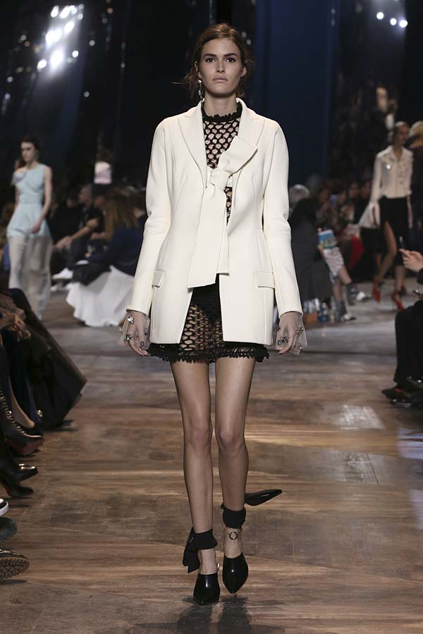 dior-spring-summer-2016-couture-outfit-46-sheer-cut-out-dress-white-jacket