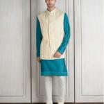 indian-men-traditional-wedding-marriage-outfiit-clothing-blue-bandi-designer-manish-malhotra