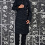 indian-men-traditional-wedding-marriage-wear-outfit-dress-clothing-navy-blue-kurta-rohit