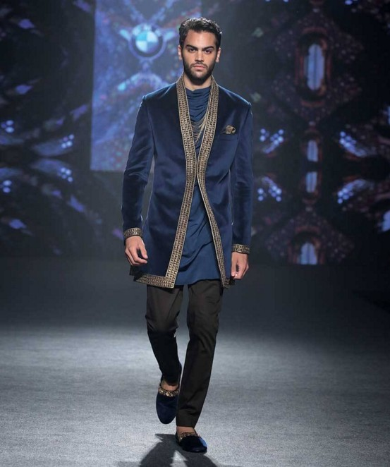 indian-men-traditional-wedding-marriage-wear-outfit-dress-clothing-shantanu-nikhil-navy-blue-jacket