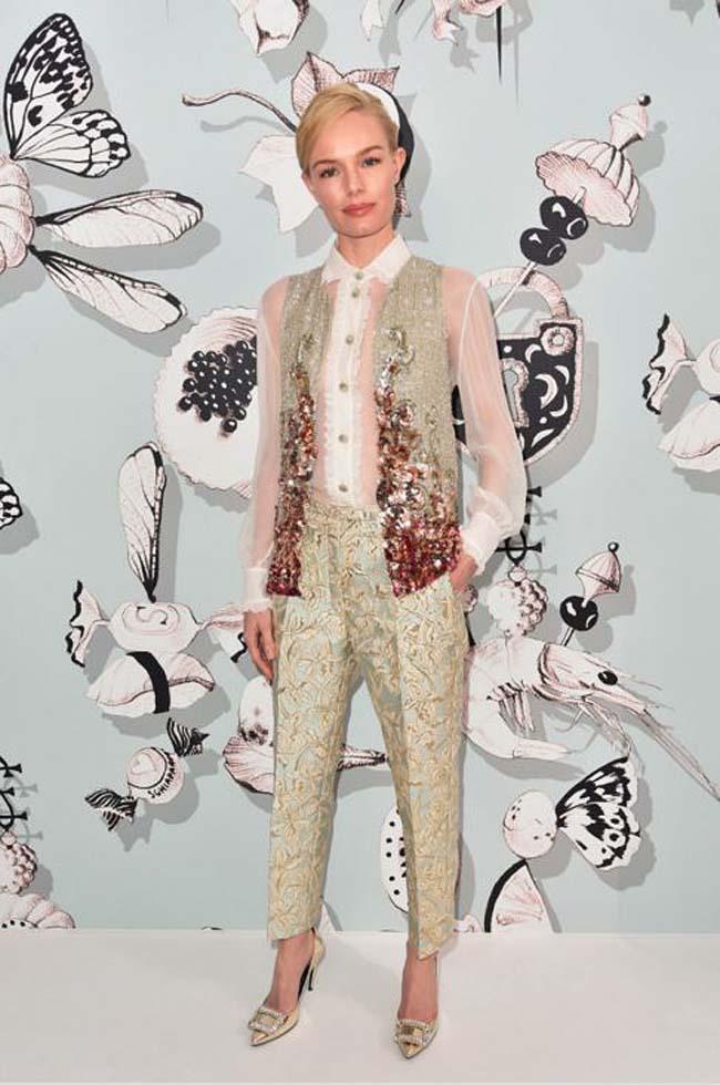 Best Celebrity Style At Paris Fashion Week Ss16