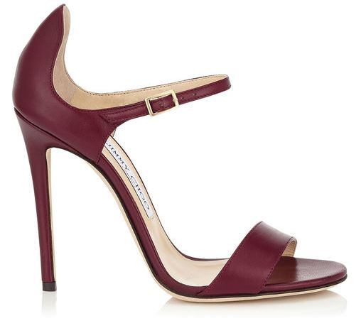 latest-jimmy-choo-spring-summer-2016-collection-best-shoes-burgundy-peep-toes