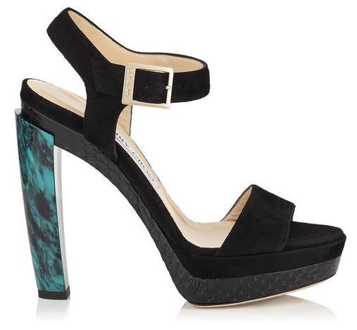 latest-jimmy-choo-spring-summer-2016-dora-black-suede-platform-chunky-heel-palm-print