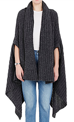 latest-winter-ac2016-sweater-trends-acne-studio-grey-front-open-buttonless-cardigan