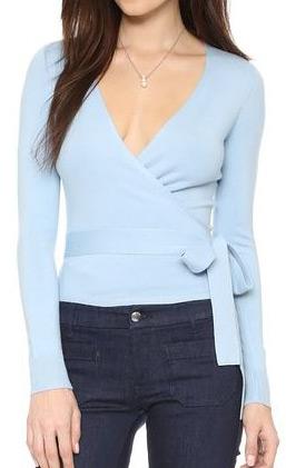 latest-winter-2016-sweater-trends-daine-von-furstenberg-blue-wrap-crop