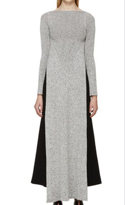 latest-winter-2016-sweater-trends-stella-mccartney-grey-long-side-slit