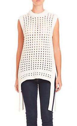 latest-winter-2016-sweater-trends-tibi-knit-sleeveless-white-sheer