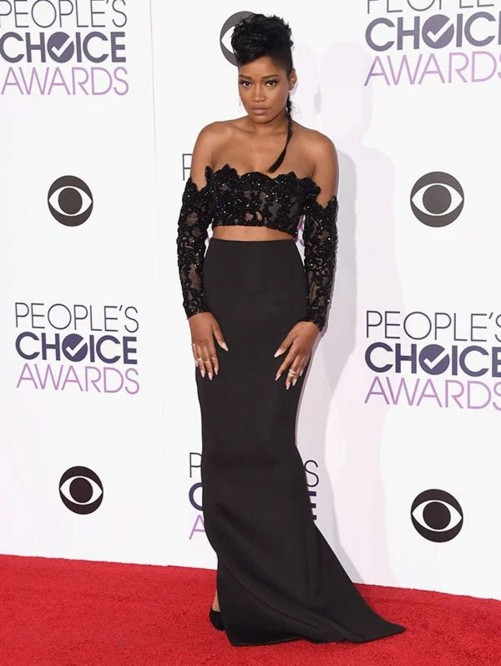 People's Choice Awards 2016: Best Celebrity Dresses & Drama