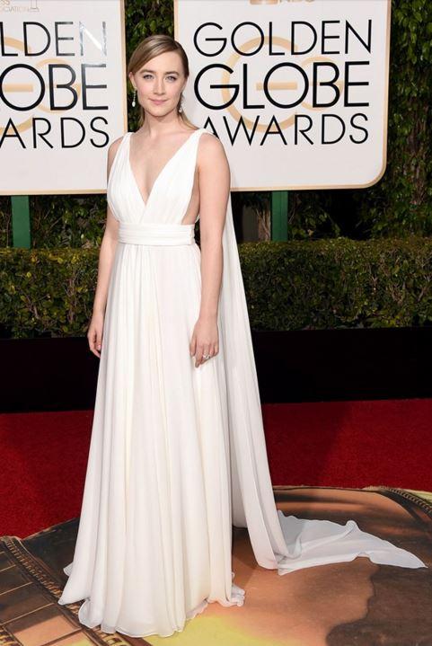 saoirse-ronan-white-saint-laurent-gown-golden-globe-awards-2016-celebrity-red-carpet-dresses
