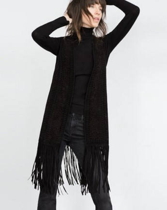 zara-ss16-summer-spring-collection-2016-review-black-knitted-jacket