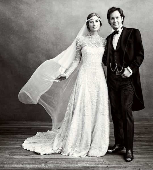 LAUREN-BUSH-WEDDING-dress-best-celebrity-wedding-dresses-bridal-white