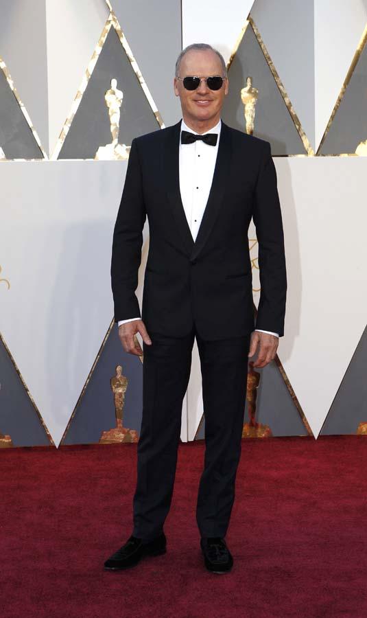 Best Dressed Men At Oscars 2016 Best Tuxedo Looks