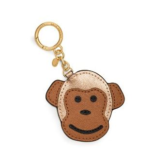 Michael-Kors-Monkey Business-Key-Fob