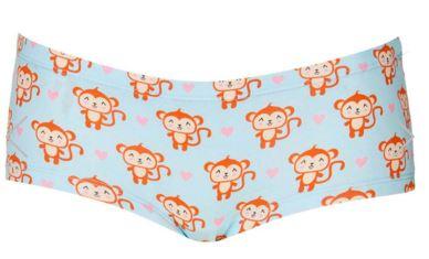 Monkey Print Cheeky Boypants