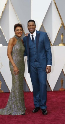 Robin Roberts-Michael Strahan-Oscars-awards-Red-carpet-2016-mens-fashion-best-looks-tux