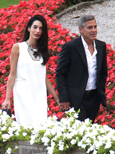 amal-clooney-best-dresses-white-dress-celeb-george-celebrity