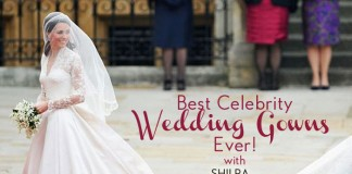 best-wedding-dresses-celebrity-bridal-white-gowns-ever-kate-middleton