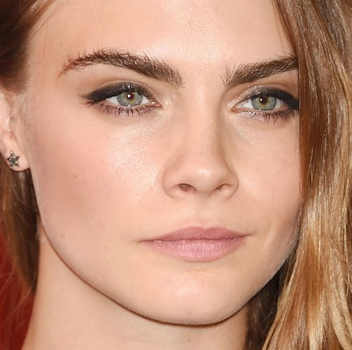 cara-delevingne-makeup-looks-super-model-hot-images-light-makeup