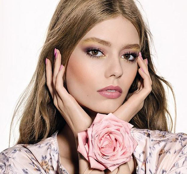 dior-latest-makeup-trends-styles-spring-summer-2016-look-pink-rose