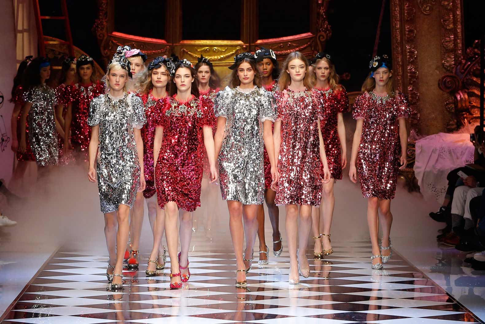 Dolce Gabbana Fall Winter 2016 17 Rtw Collection Review