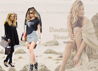 doutzen-kroes-best-street-style-looks-casual-outfits-winter-summer-spring-2016