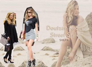 doutzen-kroes-best-street-style-looks-casual-outfits-winter-summer-spring-2016
