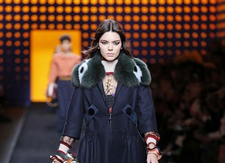 fendi-fall-2016-winter-2017-womens-fashion-show-mfw-dresses (1)-kendall-jenner