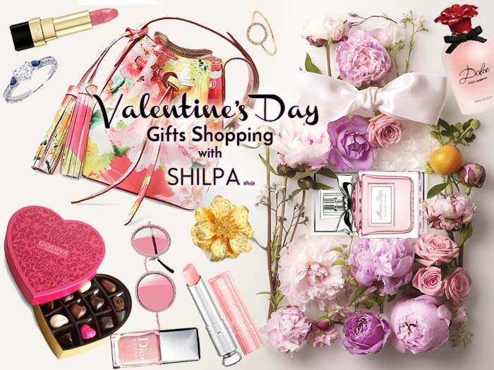 gifts-for-her-valentines-day-girl-ideas-perfume-pink-red-rose-chocolate-ring-jewelry-makeup-bag