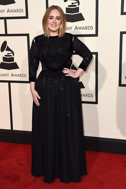 grammy-awards-2016-best-red-carpet-dresses-appearances-adele