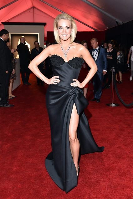 grammy-awards-2016-best-red-carpet-dresses-appearances-carrie-underwood