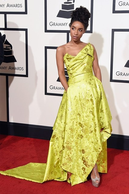 grammy-awards-2016-best-red-carpet-dresses-appearances-lianne-la-havas