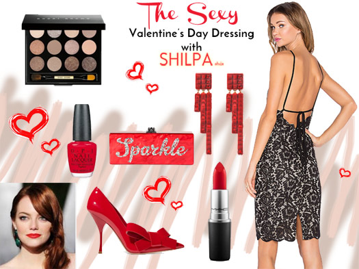 how-to-dress-for-valentines-day-date-outfit-ideas-latest-dresses-sexy-black-backless