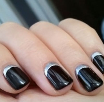latest-nail-art-trends-spring-summer-2016-nailpolish-designs-half-moons-black
