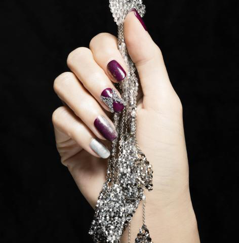 latest-nailpolish-trends-spring-summer-2016-nail-art-designs-embellished