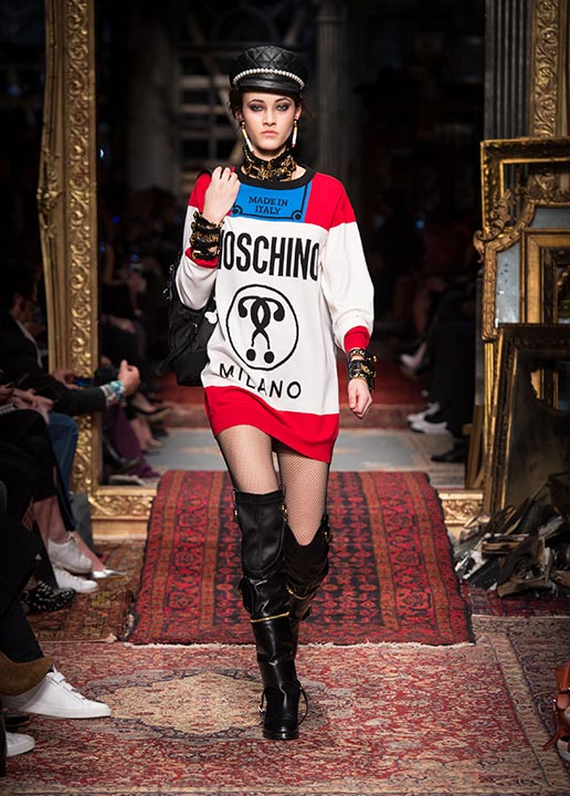 moschino-fall-2016-winter-2017-collection-latest-runway-fashion-show-dresses (36)-tee-shirt-dress