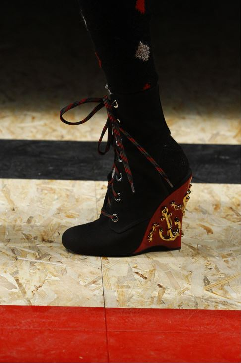 prada-fall-2016-winter-2017-latest-womens-shoes-shoe-trends-nautical-anchor-wedge-boots