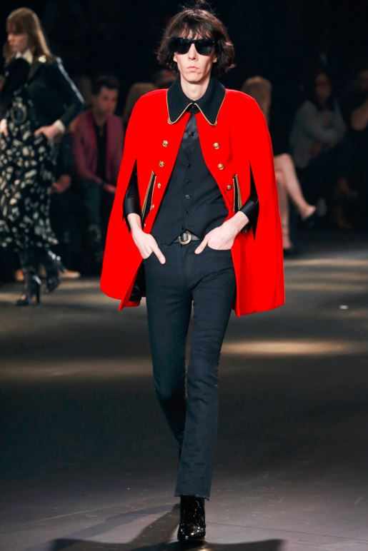 saint-laurent-mens-latest-fashion-trends-fall-2016-winter-2017-statement-coat-red-cape