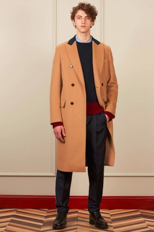 tommy-hilfiger-beige-long-coat-mens-latest-fashion-trends-fall-2016-fashion-show