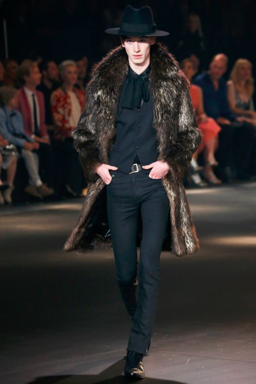 yves-saint-laurent-mens-latest-fashion-trends-fall-2016-winter-2017-fur-coat-jacket