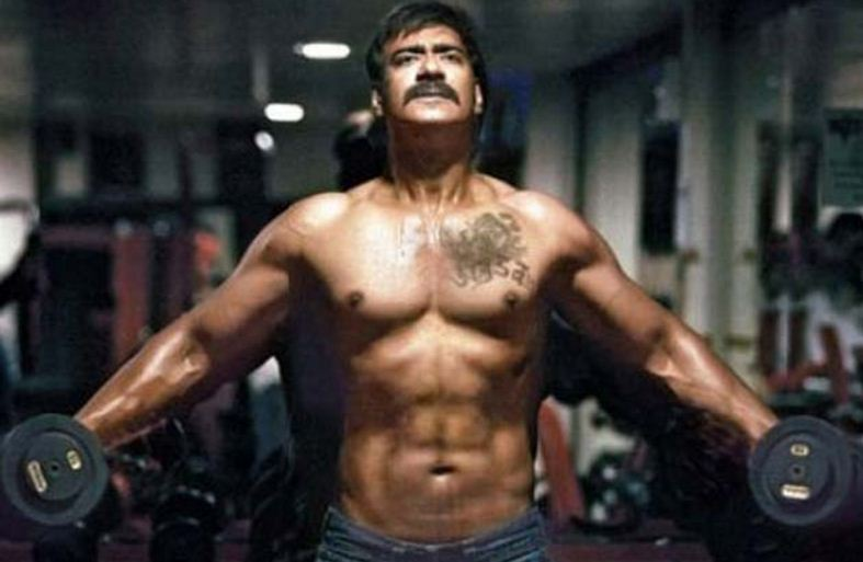 ajay-devgan-top-bollywood-actor-best-hero-six-6-pack-abs-movie-indian-singham