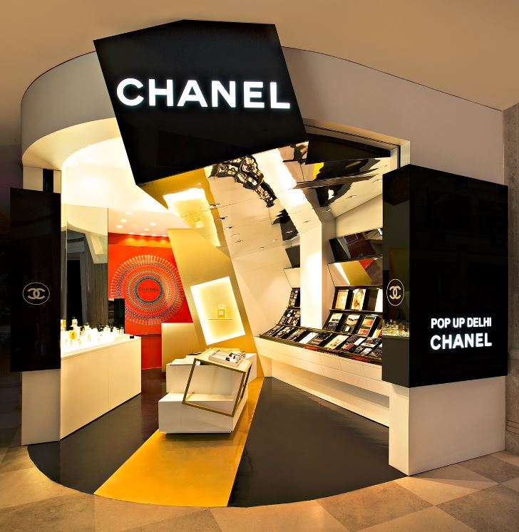 chanel-beauty-pop-up-store-delhi-dlf-promenade-mall-makeup-fragrance-location