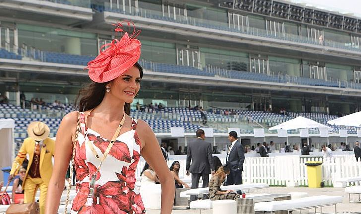 dubai-world-cup-2016-fashion-best-hats-dresses-horse-racing-girl-style