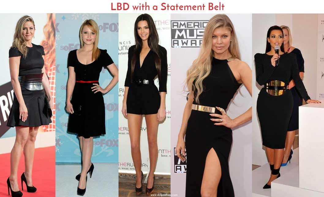 how-to-wear-lbd-what-to-wear-with-a-little-black-statement-belt