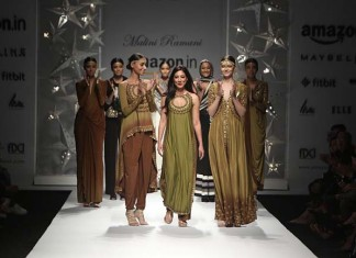 malini-ramani-aw16-dress-aifw-amazon-india-fashion-week-2016-autumn-winter (10)-finale-runway-collection
