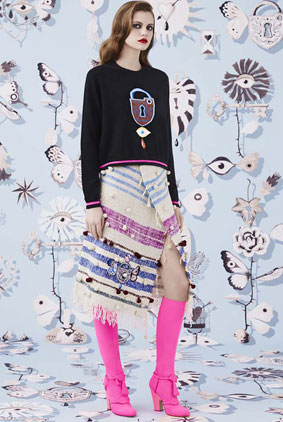 schiaparelli-outfit-fashion-week-show-collection-fw16-rtw-fall-winter-dress-top-skirt