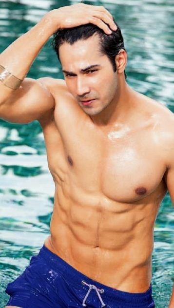 varun-dhawan-top-bollywood-actor-best-hero-six-6-pack-abs-movie-indian
