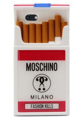 women-tech-fashion-brand-accessories-designer-collection-fancy-gift-items-moschino-cigarette-i-phone-6-case
