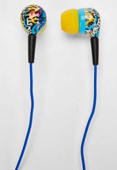 women-tech-fashion-brand-accessories-designer-collection-fancy-gift-items-urban-outfitters-printed-earphones