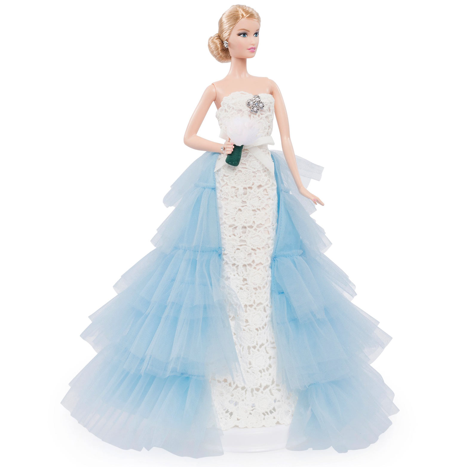 2016-latest-oscar-de-la-renta-bridal-barbie-gown-designer-fashion-dress-wedding-blue-lace-tulle-beautiful